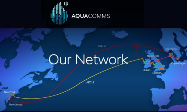 Digital 9 Infrastructure Acquires Aqua Comms