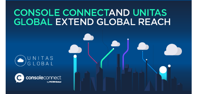 Console Connect And Unitas Global Extend Automated Reach To More Markets Worldwide