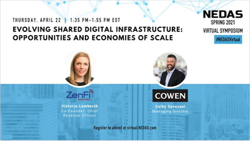 Evolving Shared Digital Infrastructure, Opportunities and Economies of Scale