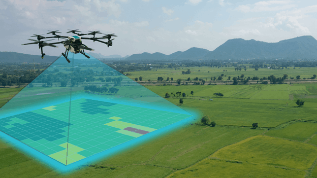 Precision Agriculture Depends on High-Speed Connectivity