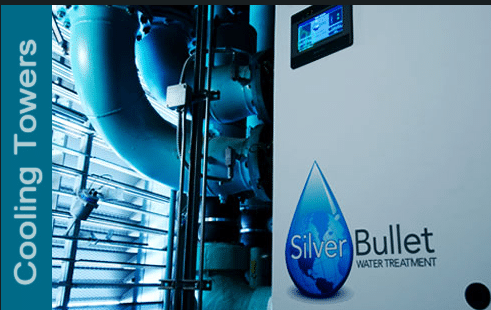 Silver Bullet: Greening Your Data Center Cooling Process