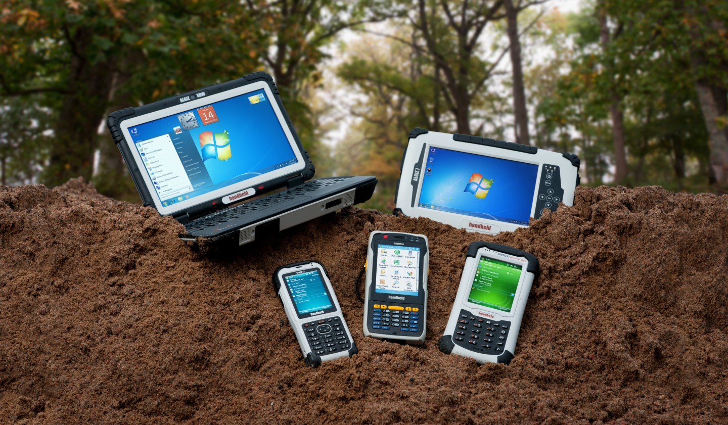 True Mobility Trend Favors Rugged Mobile Computers