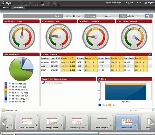 Nlyte Software demonstrates the critical nature of Policy Management as part of the modern DCIM Suite