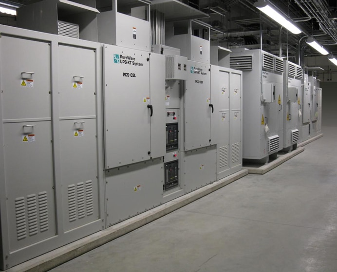 Cutting Costs and Building Energy Efficiency into Your Data Center Power System