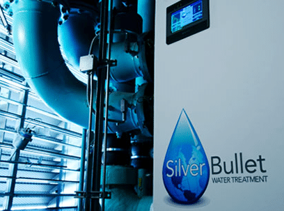 Water Treatment Technology the Bridge between Data Centers and 'Going Green'