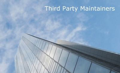 Customer Needs Give Rise to Third Party Maintainers
