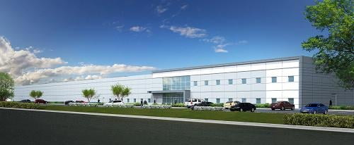 First 'Retail Plus' Data Center Colocation Facility