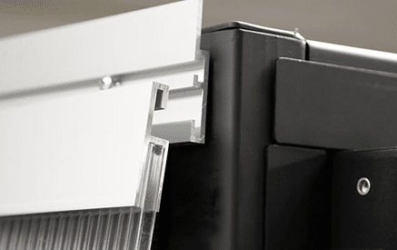 Polargy – Approved for Suspended Panel System