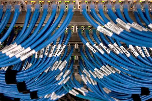 12 Tips for Improved Data Center Cable Management