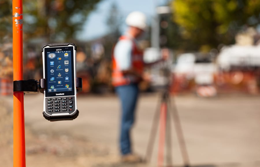A New Ultra-Rugged Field PDA with Superior Screen Size and Sunlight Visibility