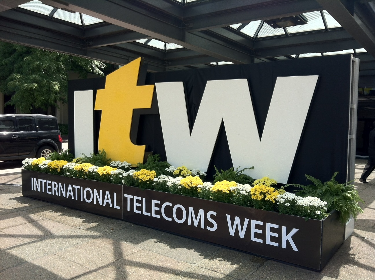 Meet the Press at International Telecoms Week 2015