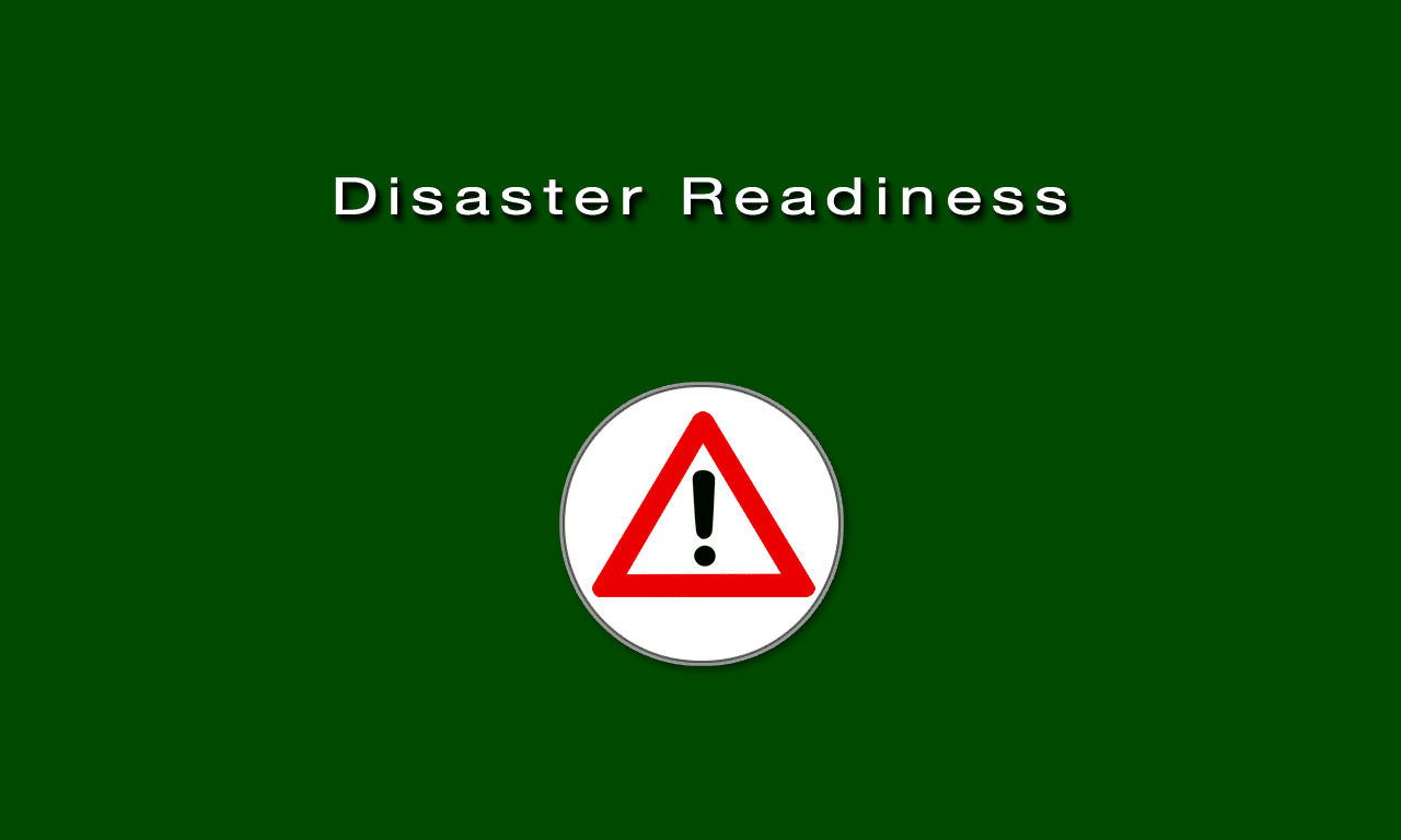 Disaster Readiness & Recovery Best Practices