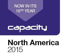Network, Prospect and Strategize at Capacity North America 2015 – Toronto, September 29-30