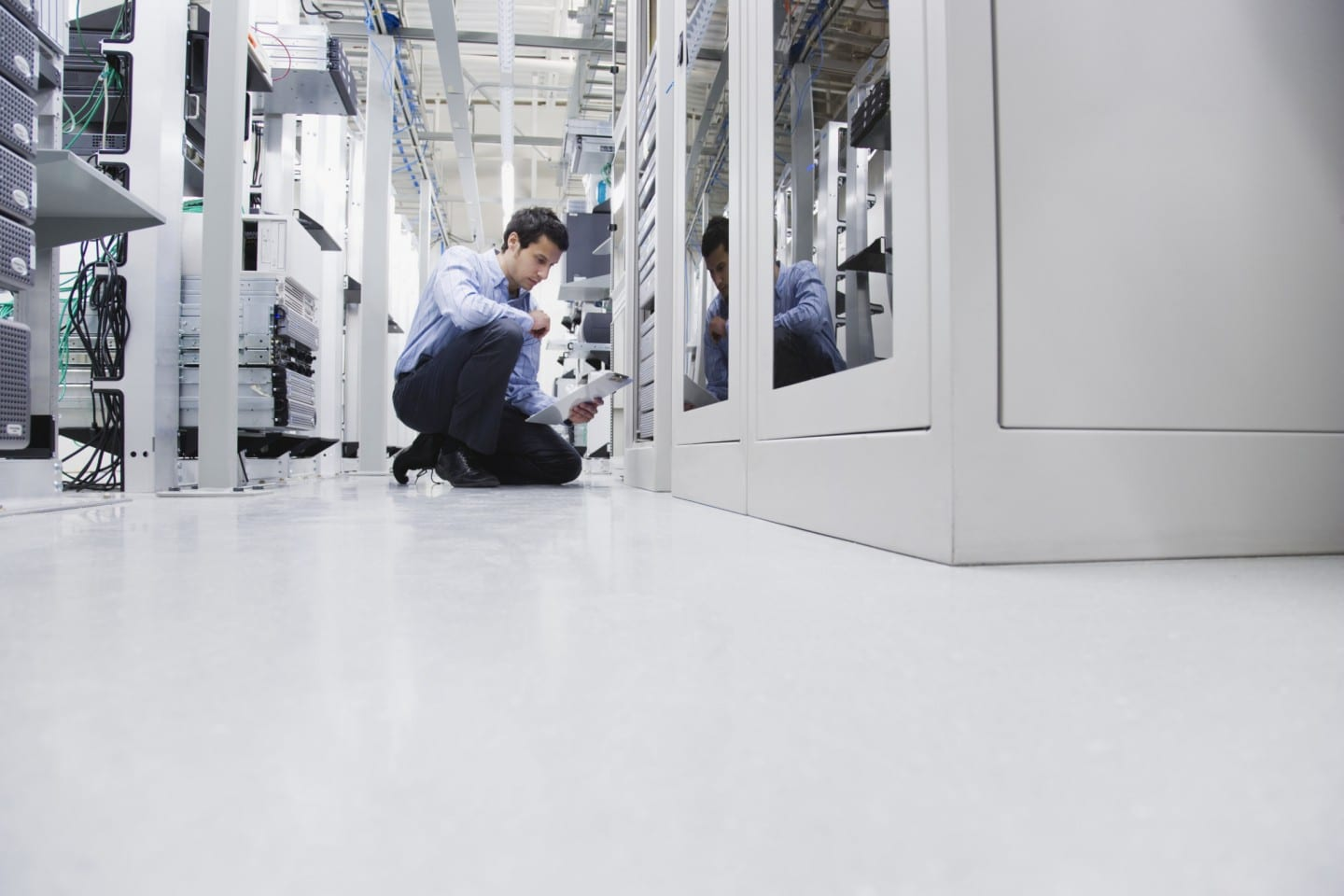 7 Ways to Improve Your Data Center Energy Efficiency