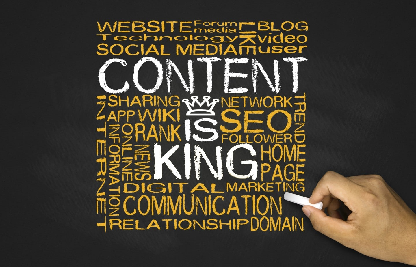 Content is King, Except When It's a Pauper