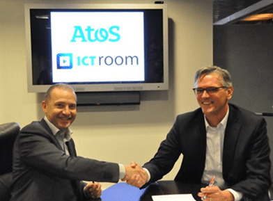Atos and ICTroom join forces on Data Centre services