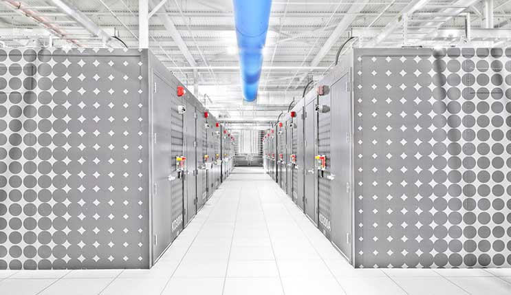 IO Lines Up $505 Million for Data Center Growth