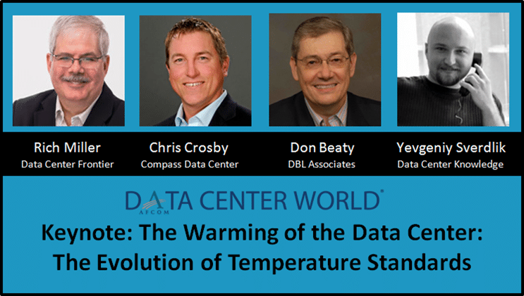 Understanding Data Center Temperature Guidelines