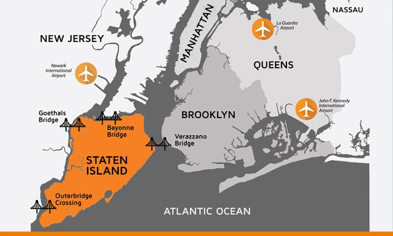 Surprising Benefits to Colocation on Staten Island
