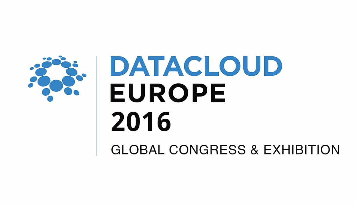 Datacloud Europe 2016: Where Deals Are Made in the Cloud Economy