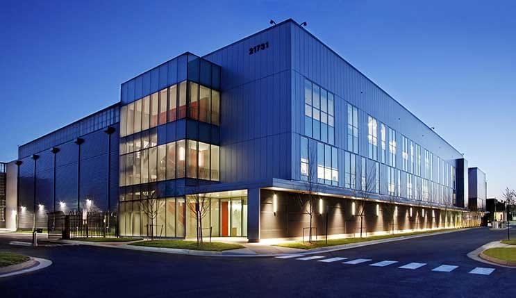 Rapid Cloud Growth Drives Building Boom in Northern Virginia