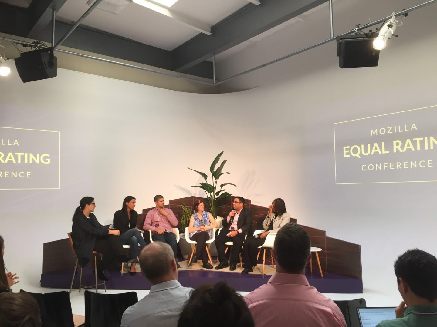 A Day Discussing Worldwide Internet Accessibility at the Mozilla Equal Rating Conference