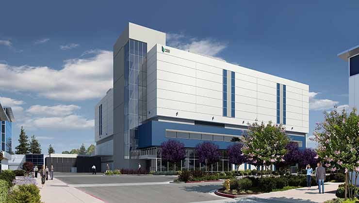 Vantage Commences Four-Story Santa Clara Data Center