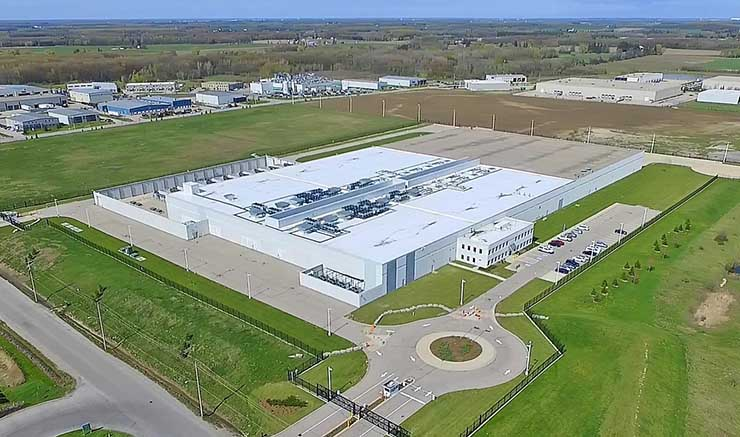 Flexibility Creates Opportunity for Ascent Data Center Business