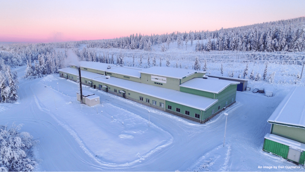 Digital Transformation Takes Shape Above the Arctic Circle in Sweden